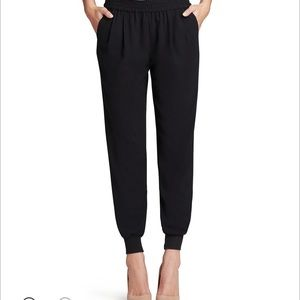 Joie Mariner cropped Jogger pants size XS